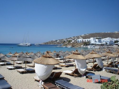 Platys Gialos Beach 1 in Mykonos