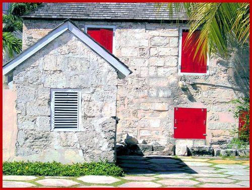 Antigua - Nassau 168-1
