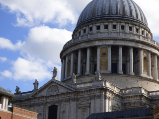 Tour of St Paul's Cathedral (1)