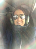 Me in helicopter Whistler