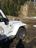 Photo safari jeep