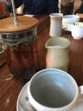 Fairmont Pacific Rim tea