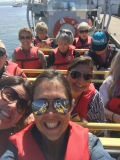 Vancouver boat tour group 1