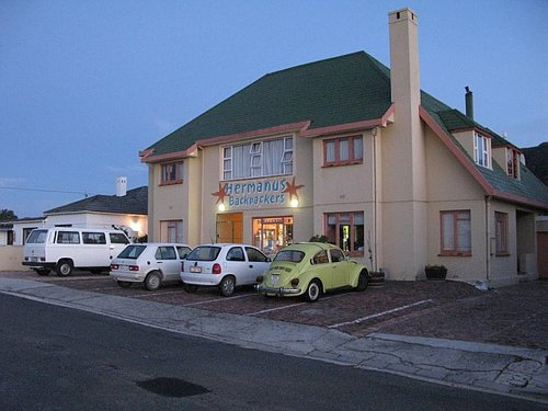 Bakcpacker's Lodge -- Hermanus, South Africa