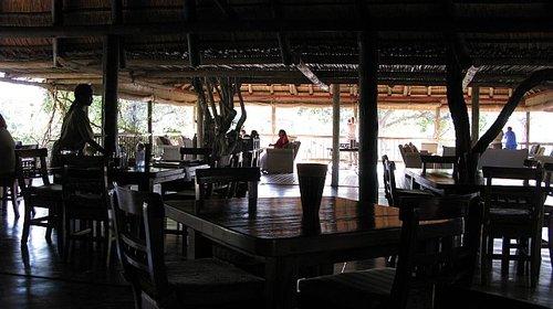 Lodge at the Sabi Sabi Reserve -- Within Kruger National Parks, South Africa