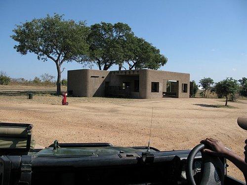 Sabi Sabi airport -- Within Kruger National Park