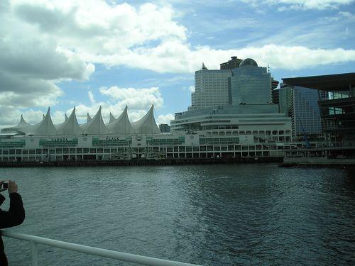 Canada Place -- Vancouver, Canada