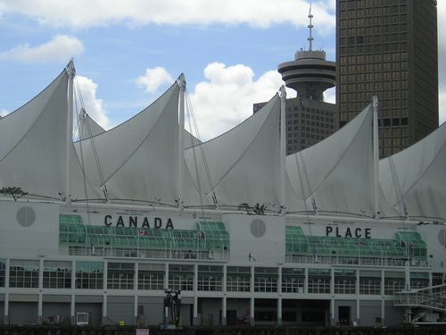 Canada Place -- Vancouver, Canada