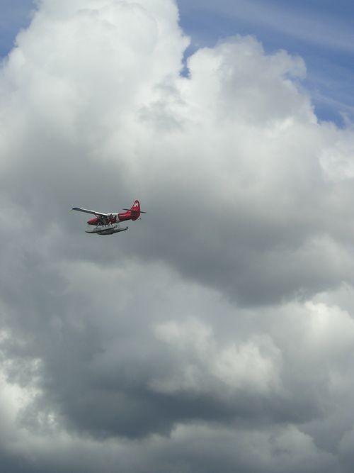 Float plane -- Vancouver, Canada