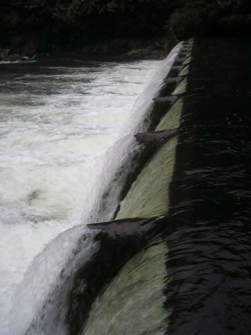 Cleveland Dam -- N. Vancouver, Canada