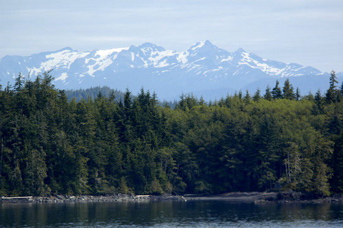 Coast near British Columbia -- Canada
