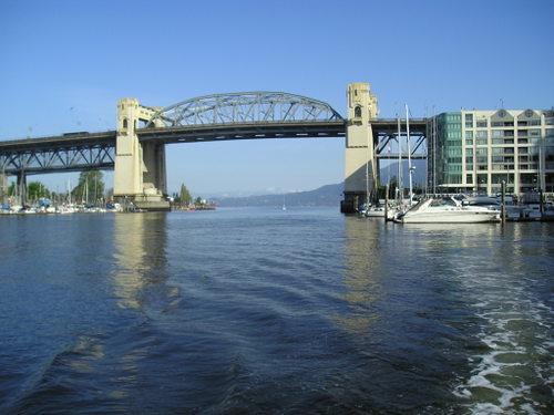 Burrard Bridge -- Vancouver, Canada