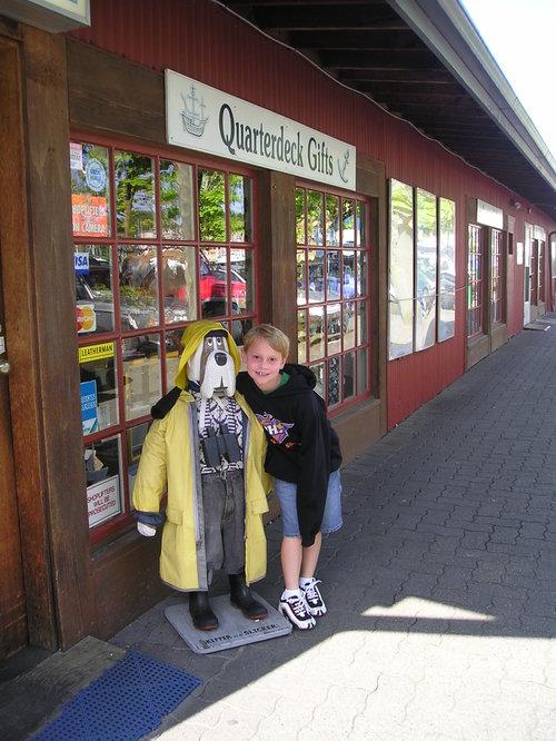 Grandville Island Shops -- Vancouver, Canada