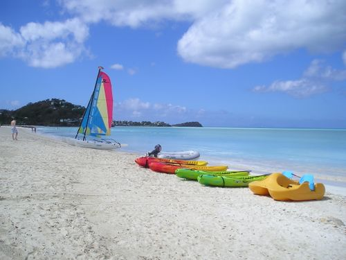 Jolly Beach -- Antigua