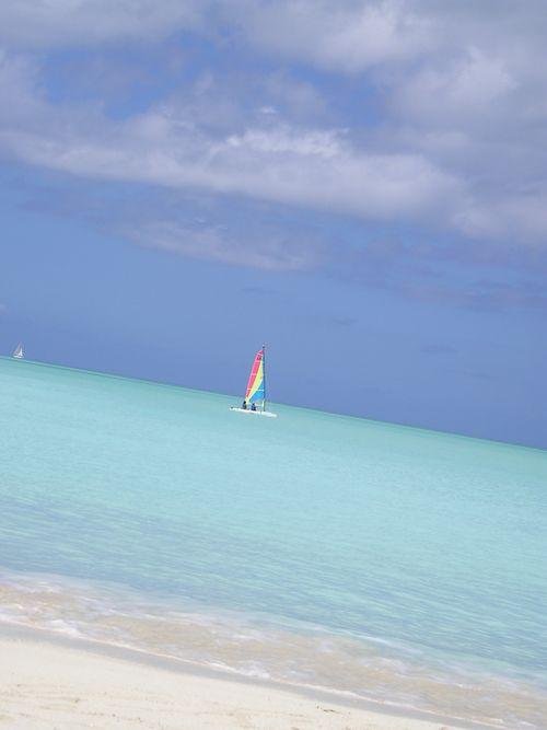 Jolly Beach -- Antigua