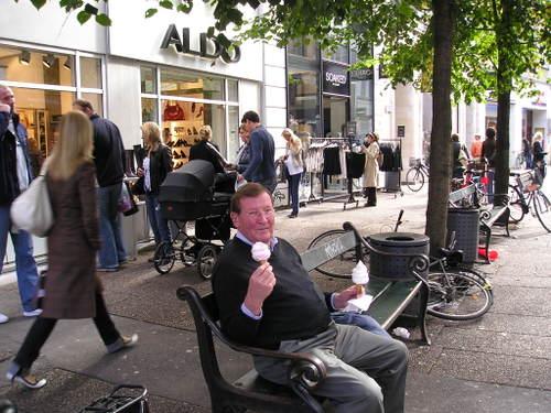Frederksberggade Street -- Copenhagen, Denmark