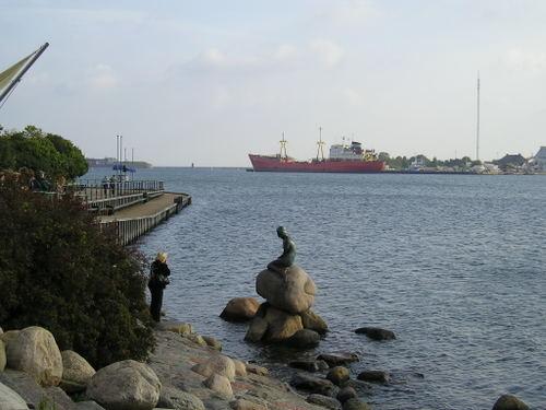 Little Mermaid -- Copenhagen, Denmark