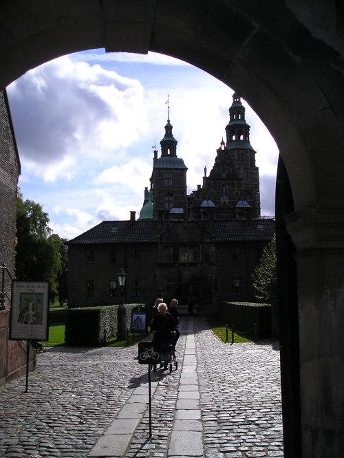 Rosenberg Castle -- Copenhagen, Denmark