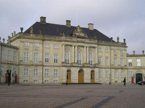 Rosenberg Palace -- Copenhagen, Denmark