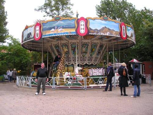 Tivoli Gardens -- Copenhagen, Denmark