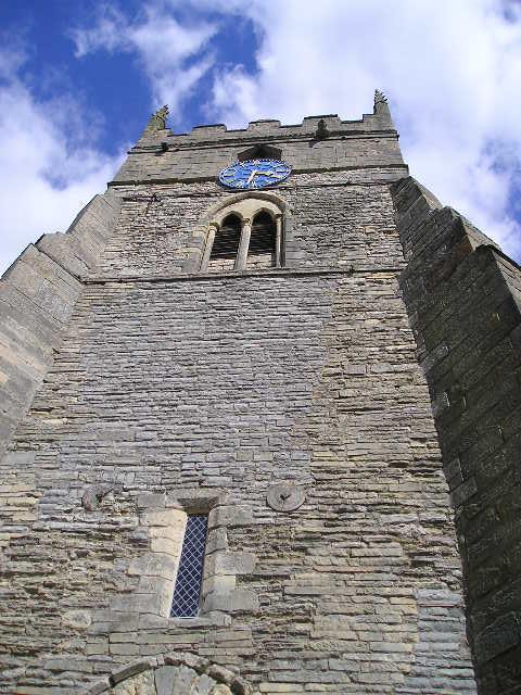 All Saint's Church -- Sutton-on-Trent, England
