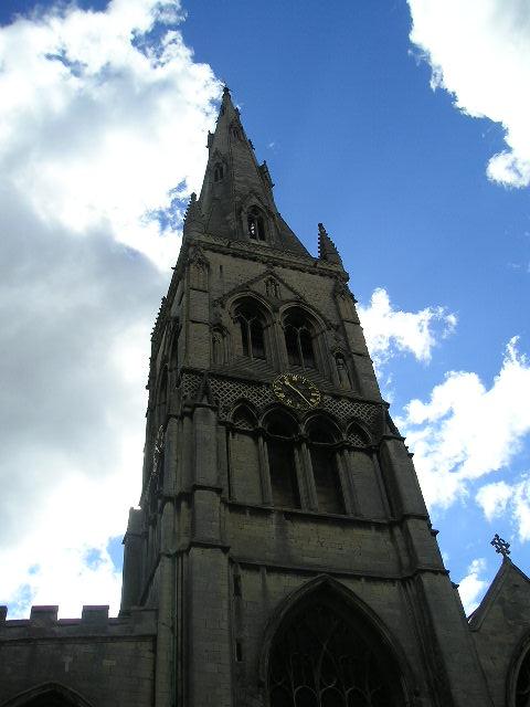 Church -- Newark, England