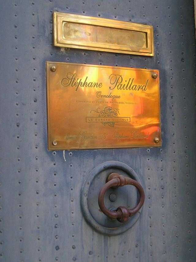 Door handle -- St. Remy, France