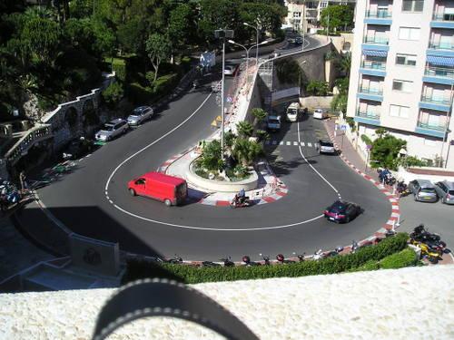 Avenue Des Spelugues -- Monte- Carlo, Monaco