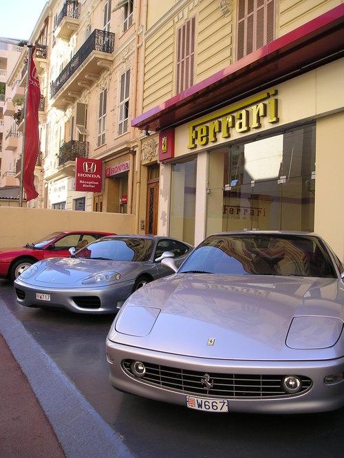 Ferrari Shop -- Monte Carlo, Monaco