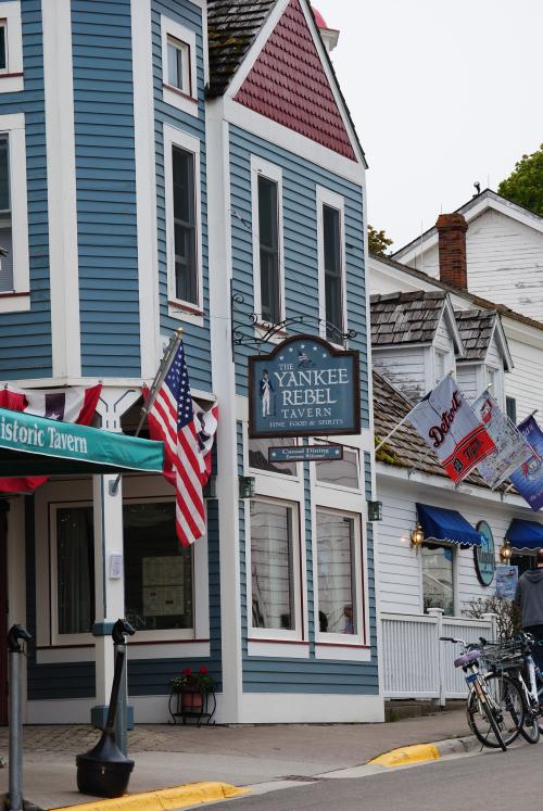 The Yankee Rebel Tavern