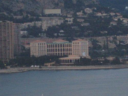 Monaco coast  -- Monte Carlo, Monaco