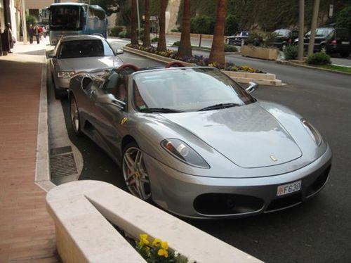 Ferrari -- Monte Carlo, Monaco