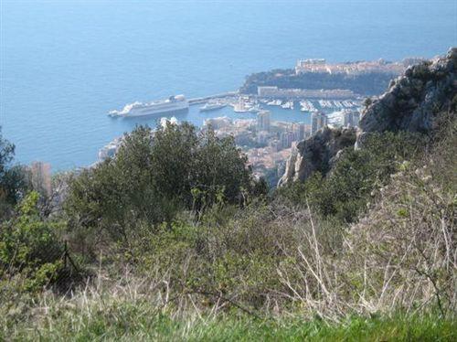 Monaco coastline -- Monte Carlo, Monaco
