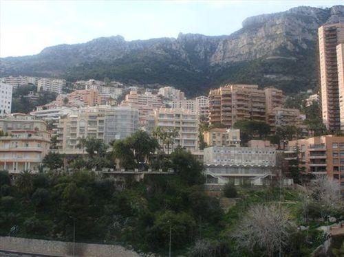 Monaco city view -- Monte Carlo, Monaco