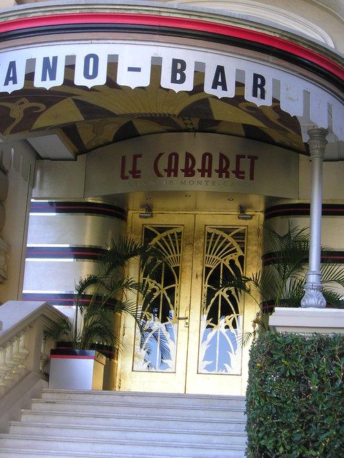 Le Cabaret -- Monte Carlo, Monaco