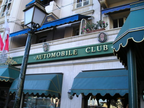 Automobile Club of Monaco -- Monte Carlo, Monaco