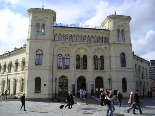 Nobel Peace Center -- Oslo, Norway