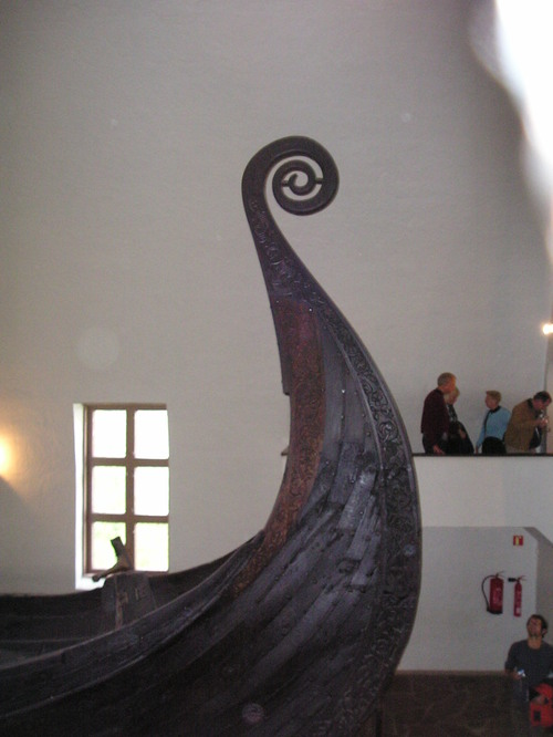 Viking Ship Museum -- Oslo, Norway