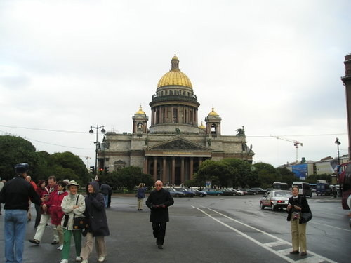 Official city building -- St. Petersburg, Russia
