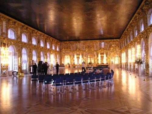 Peter & Paul Fortress -- St. Petersburg, Russia
