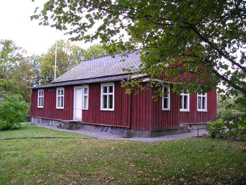 Skansen Open Air Museum --Stockholm, Sweden