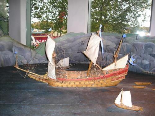 Vasa Ship Museum -- Stockholm, Sweden