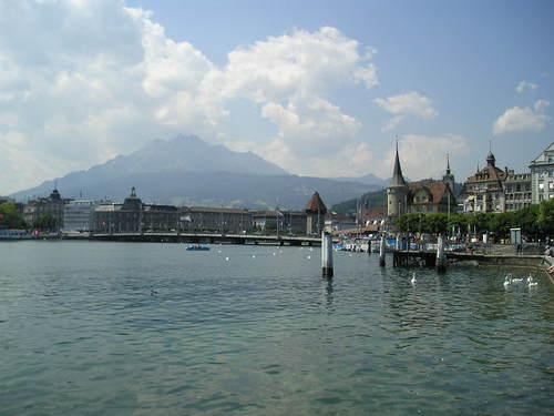 Vierwaldstattersee -- Lucerne, Switzerland