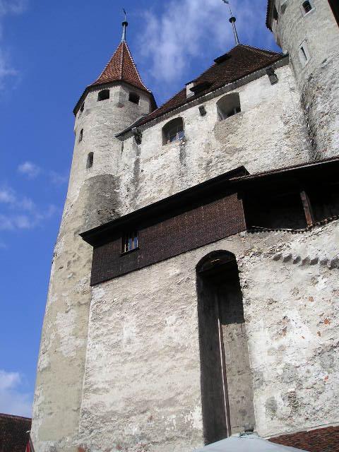 Thun Castle  -- Thun, Switzerland