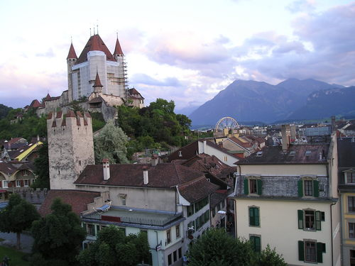 Thun Castle -- Thun, Switzerland