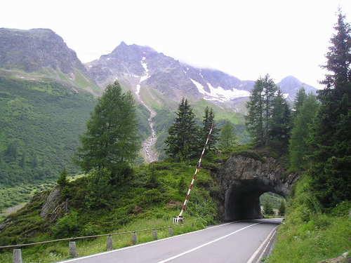 Sustenpass -- Near Thun, Switzerland