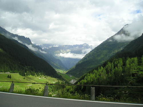 Sustenpass -- Near Thun, Switzerland
