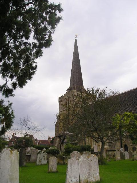 Holy Trinity Church -- Cuckfield, England