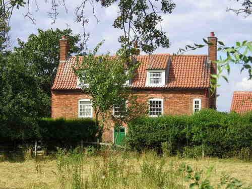 Woodbine Farmhouse -- Sutton-on-Trent, England