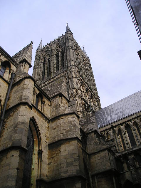 Lincoln Cathedral -- Lincoln, England